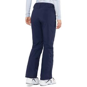 Salomon The Brilliant Pantalon Femme, bleu